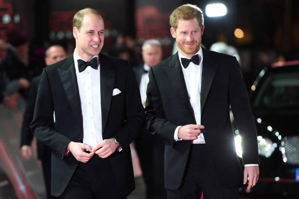 Prince William Did Not Make 'Raunchy' Comment During Prince Harry's Engagement Party