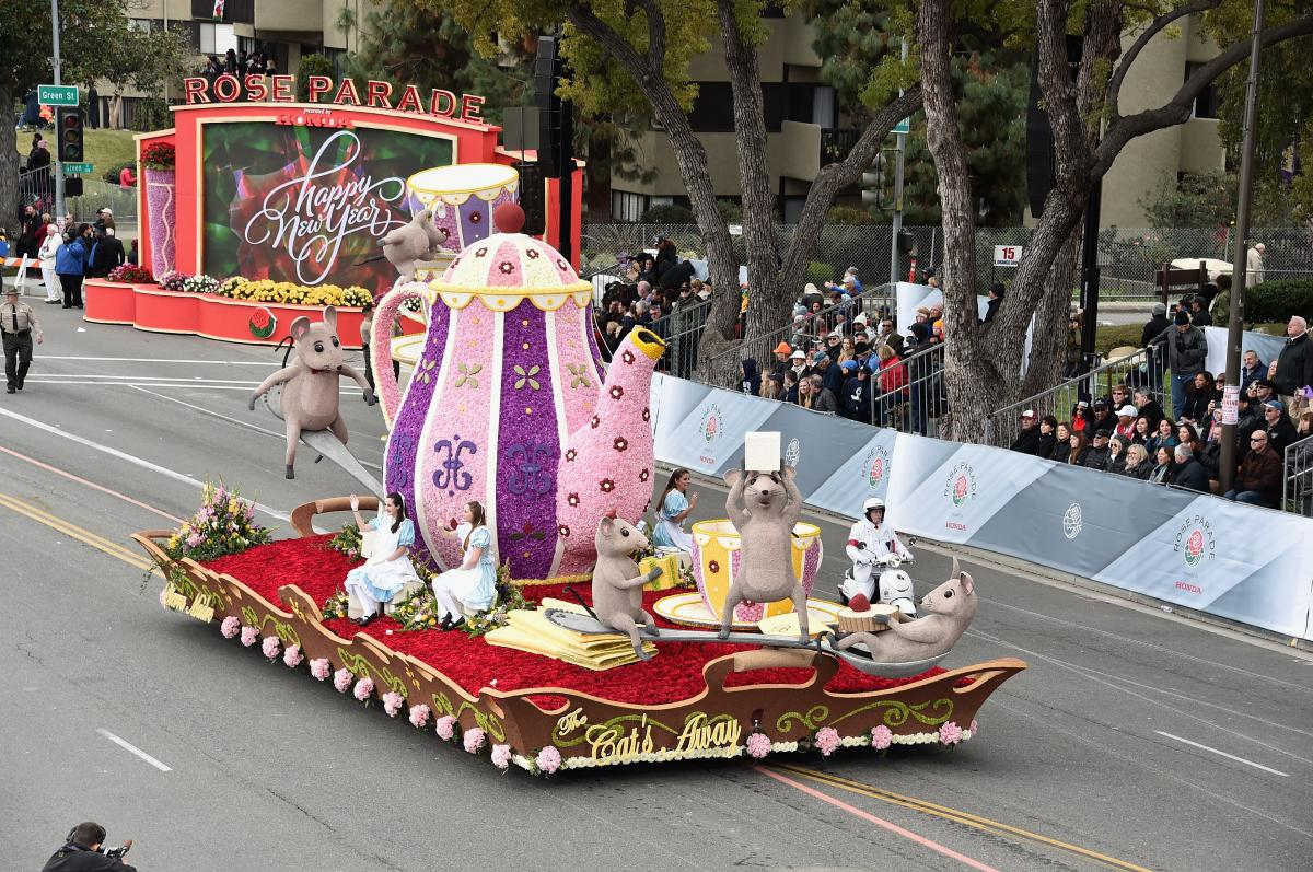 Rose Parade 2018 Live Stream Info Tv Channel Start Time