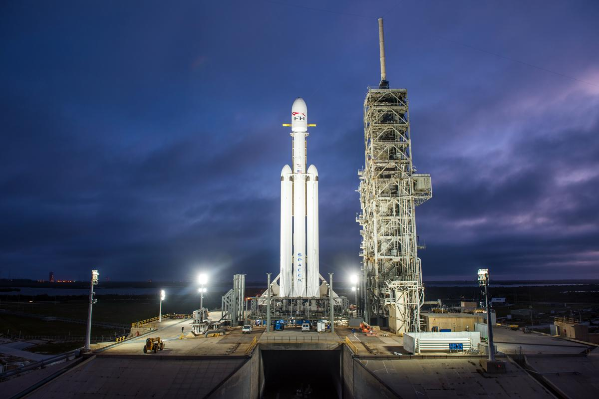 SpaceX Falcon Heavy Launch On Feb 6, Elon Musk Says