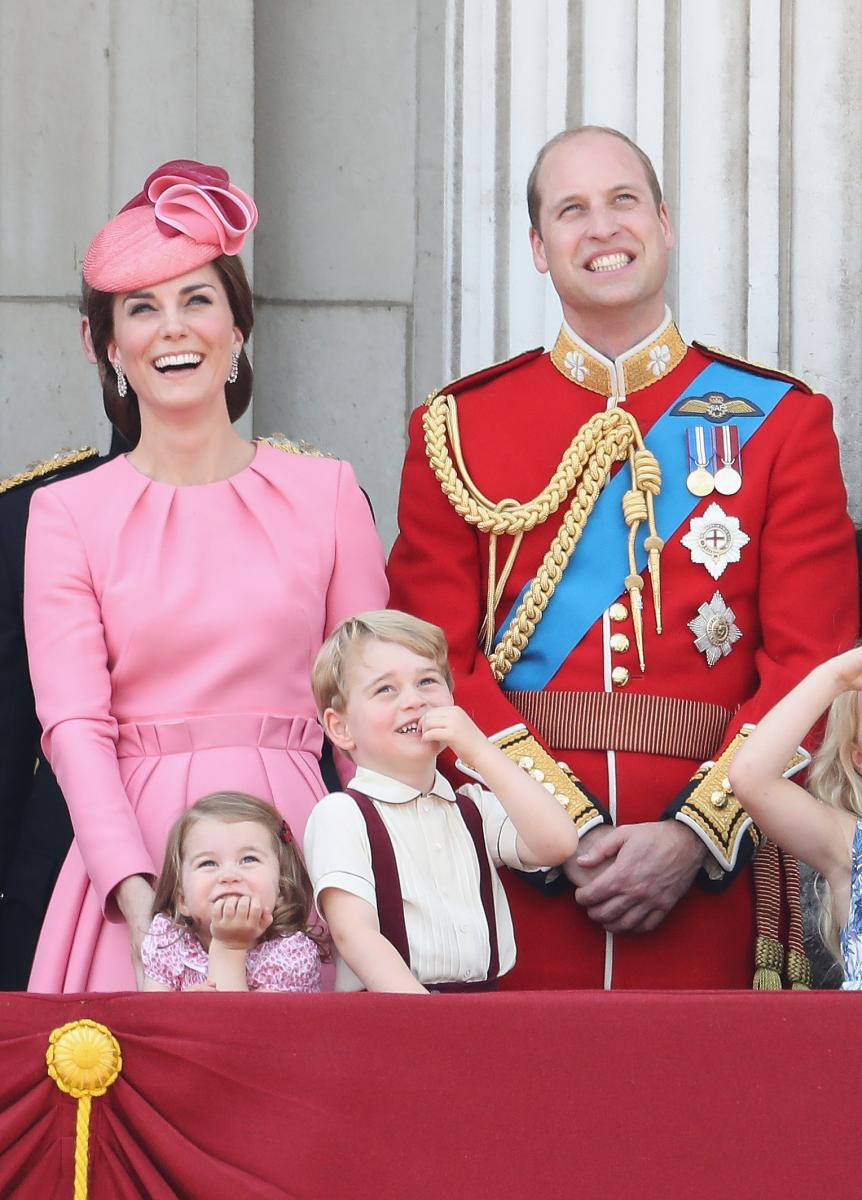 kate middleton  prince william release new family thank