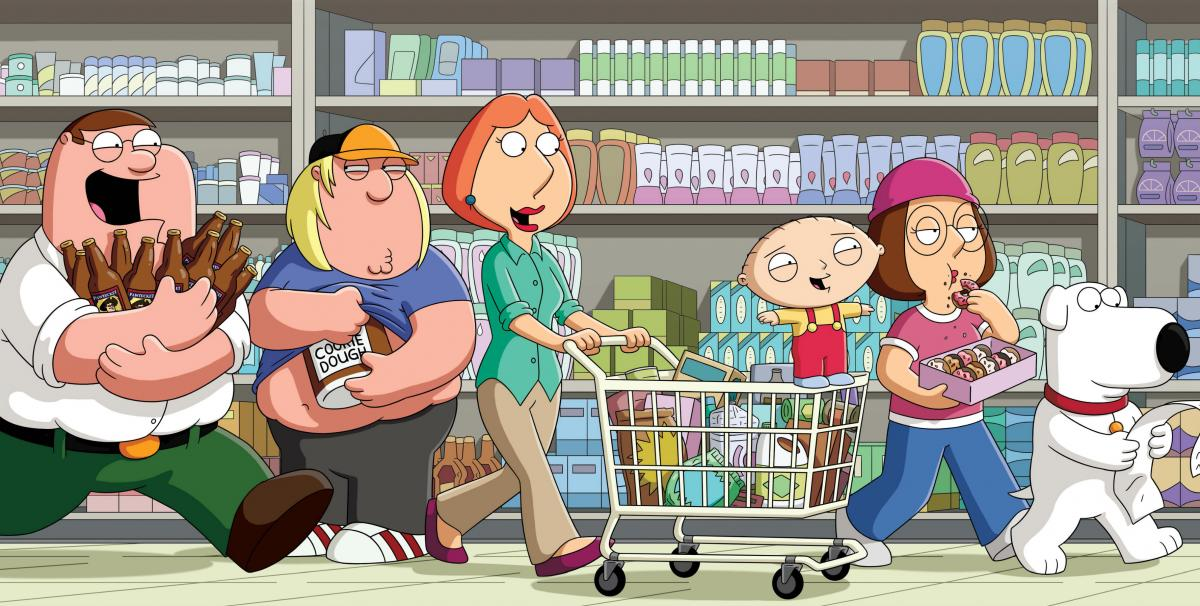 Family Guy' Fun Facts: 7 Things You Didn't Know Before 300th