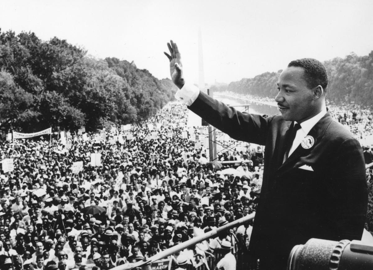 Things You May Not Know About MLK Jr.s I Have A Dream