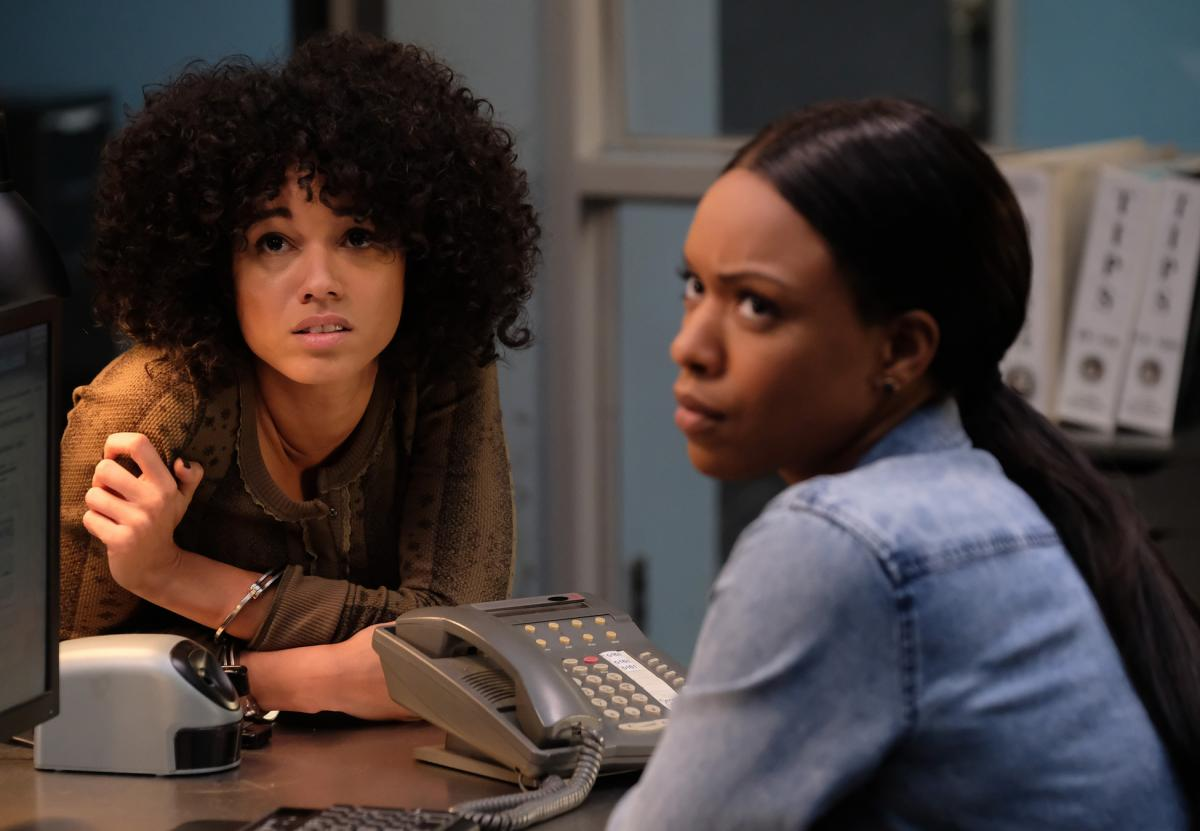 Alisha Wainwright Lethal Weapon lethal weapon' season 2 spoilers: 'shadowhunters' actress