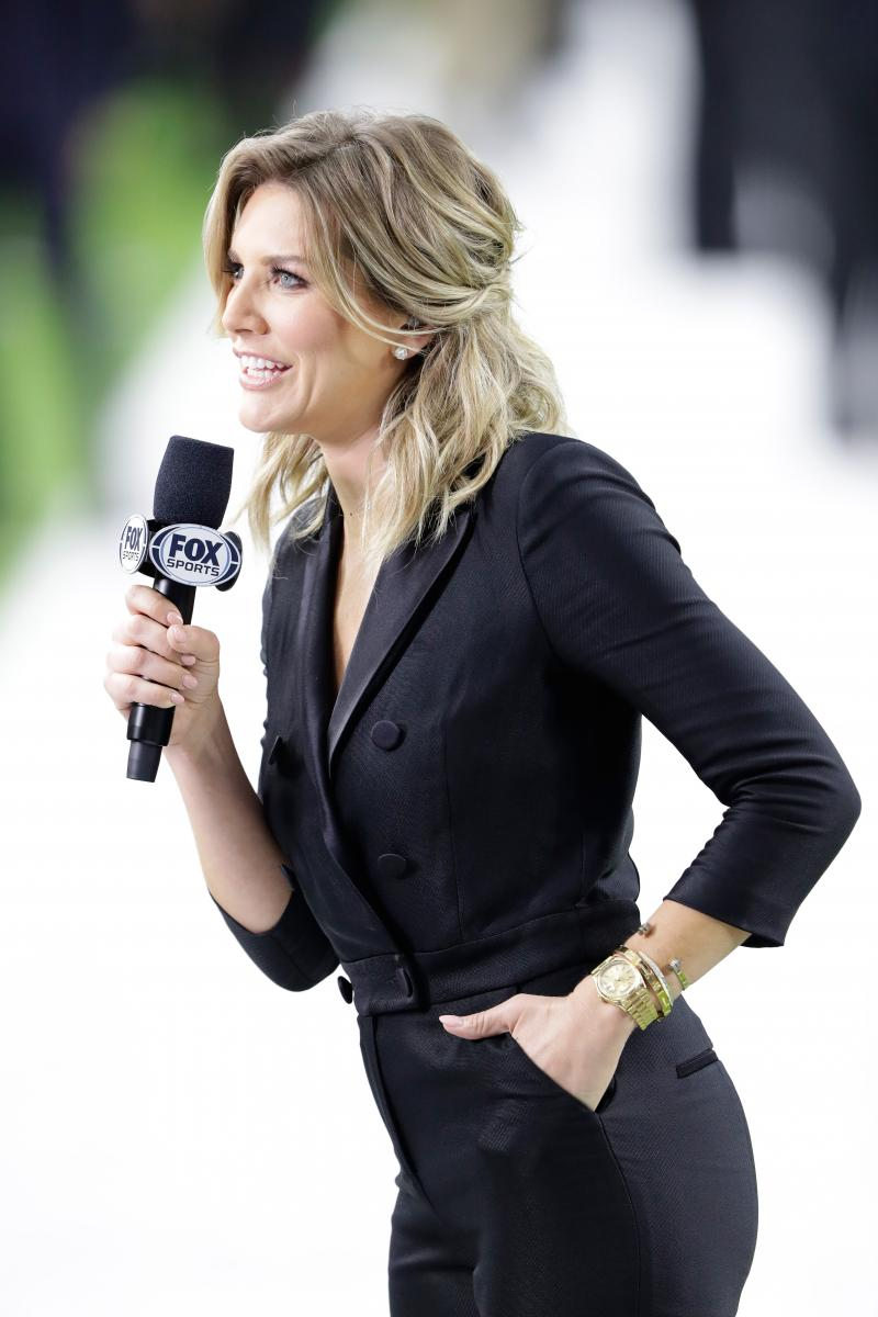 Fox Sports Charissa Thompson fights back after nude photo