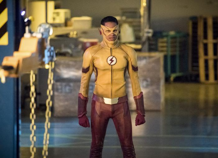 'The Flash' Star Keiynan Lonsdale Joins 'Legends Of Tomorrow' As Series Regular