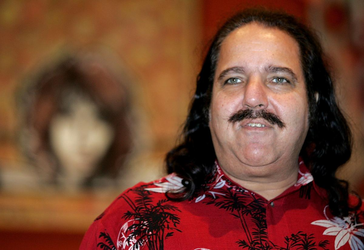 Ron jeremy videos porn