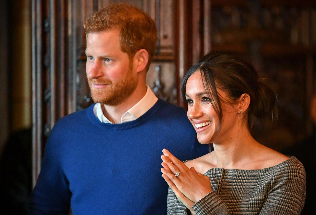 Prince Harry, Meghan Markle's Children Will Not Be Called Prince And Princess