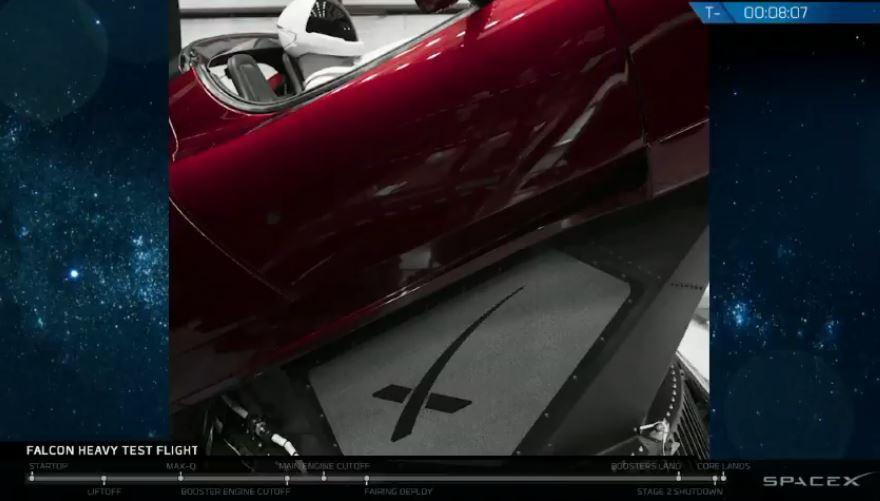 Falcon Heavy Launch: SpaceX Sends Tesla Roadster, Starman In