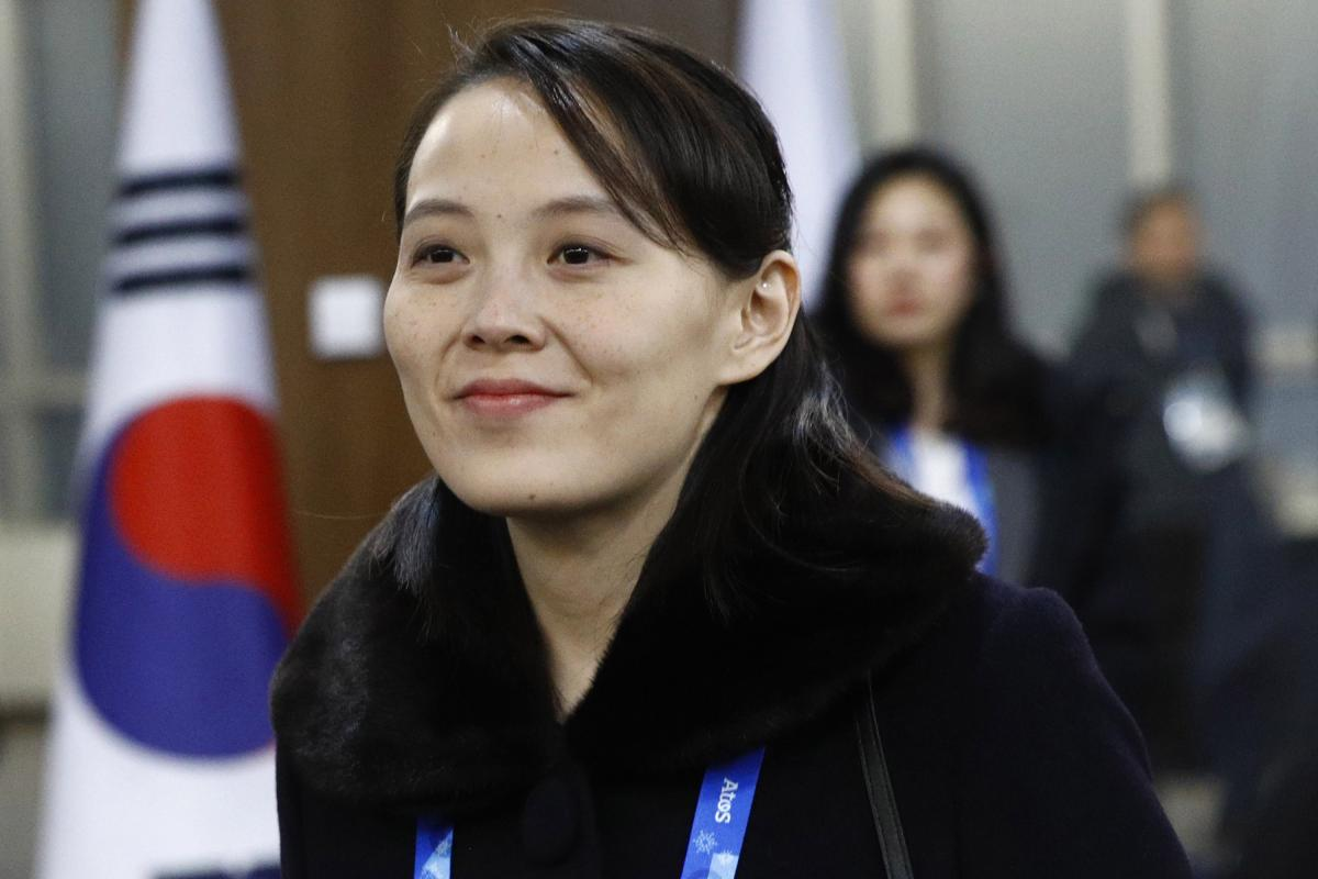 Who Is Kim Jong-Un's Sister? Kim Yo-Jong, Mike Pence's ...