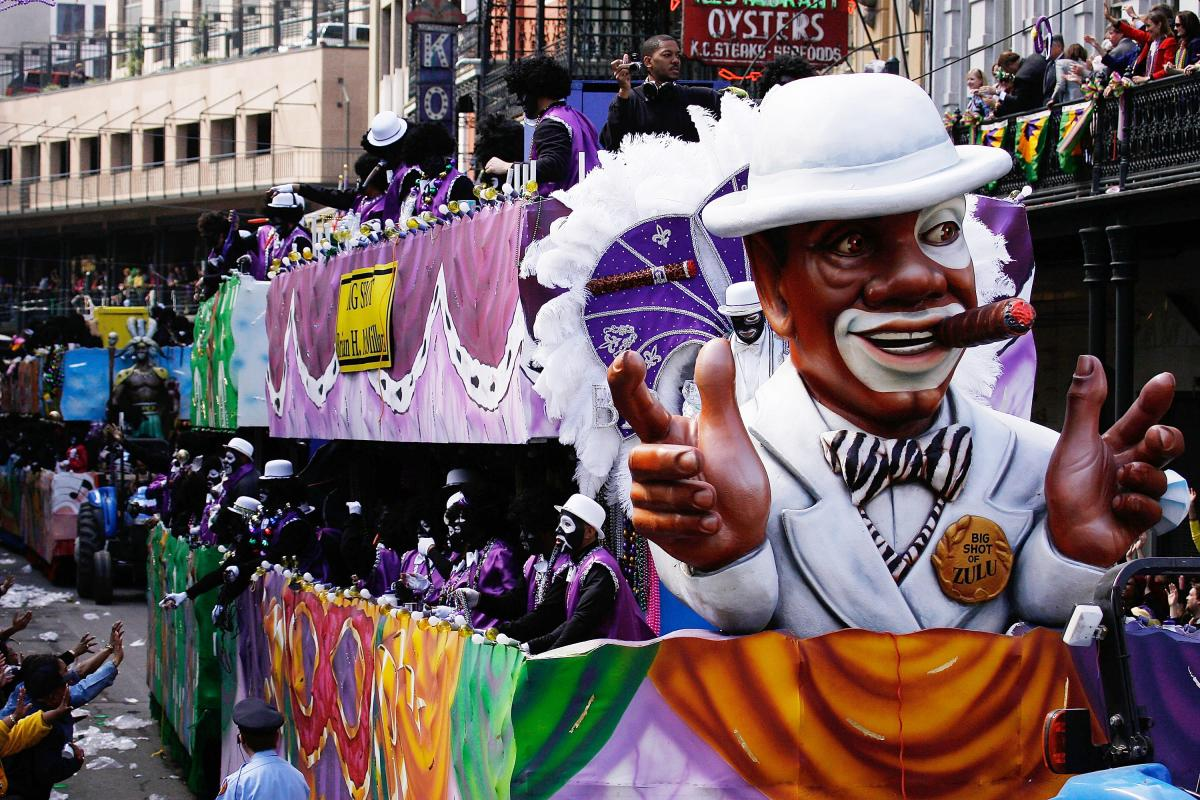 New Orleans Mardi Gras 2018 Dates List Of Popular Parade