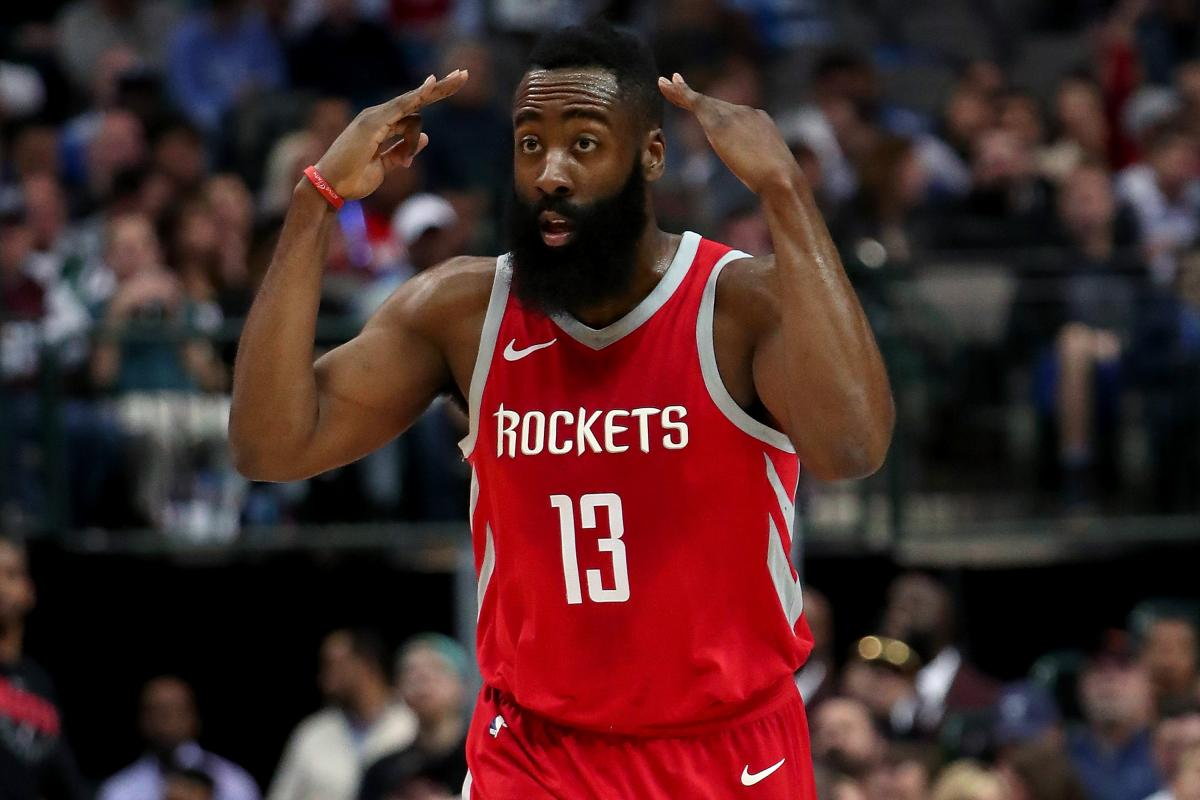 NBA MVP Race 2018: Top 5 Candidates Ranked, From Harden To Durant