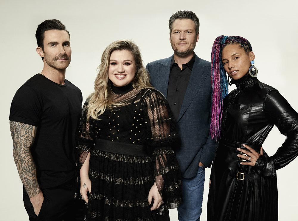 'The Voice' Season 14 Premiere: Meet The Judges For 2018 ...