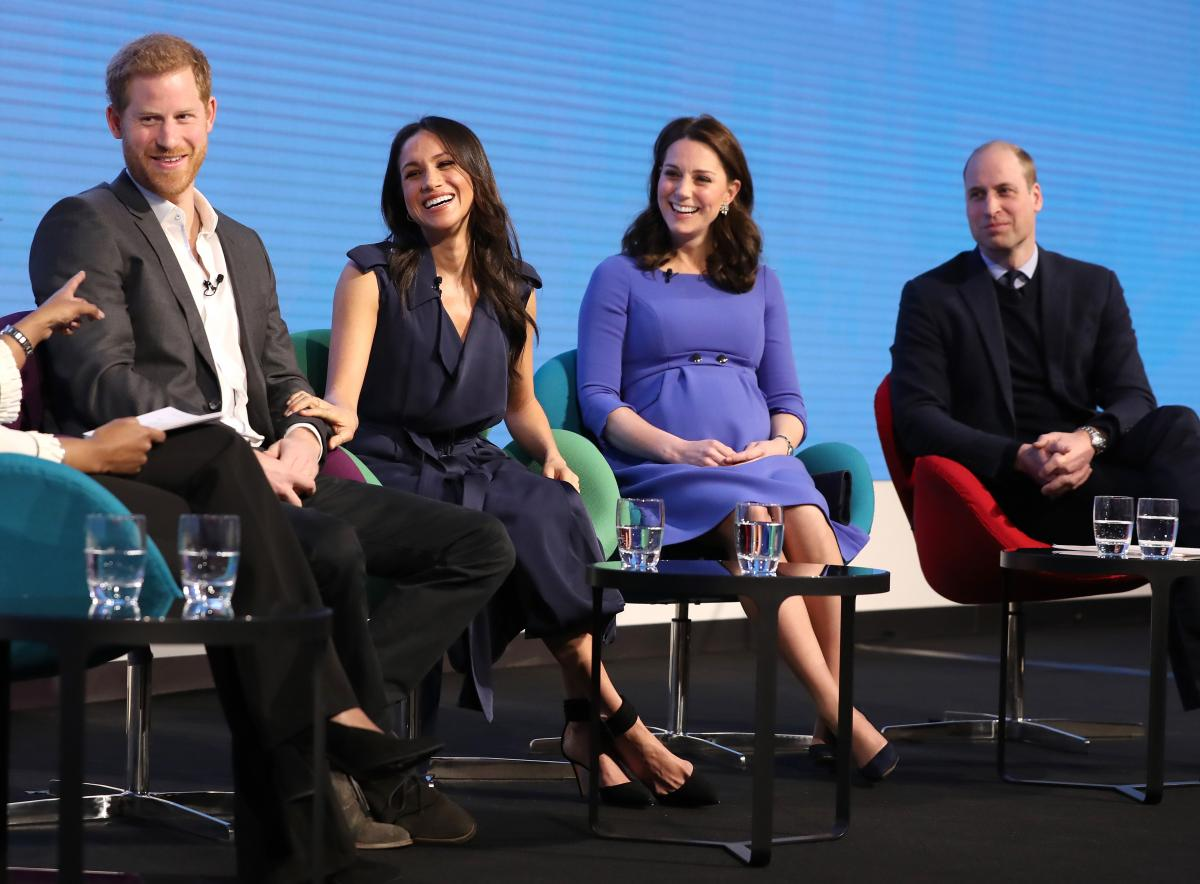Meghan Markle 'Out Of Tune' With Kate Middleton, Princes William And Harry? thumbnail