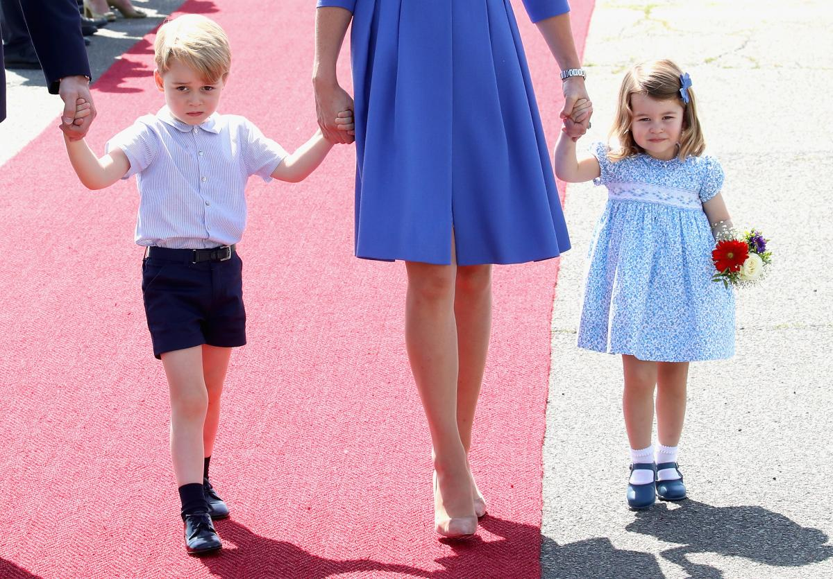 Prince George Princess Charlotte And Other Royals Princess Images Princess And