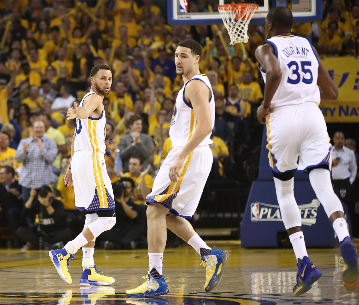 Golden State Warriors Record Without Steph Curry: Warriors Injury News: When Steph Curry, Kevin Durant, Klay