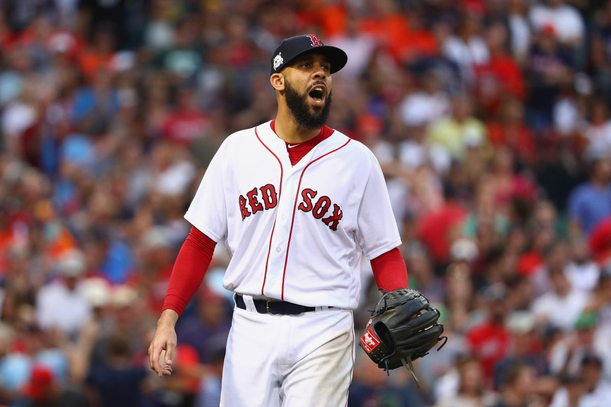 Boston Red Sox: Scenes and Top Plays From 2017 Opening Day