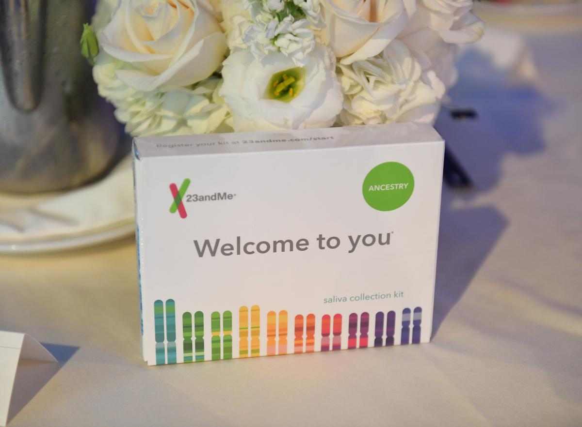 user DNA Tests