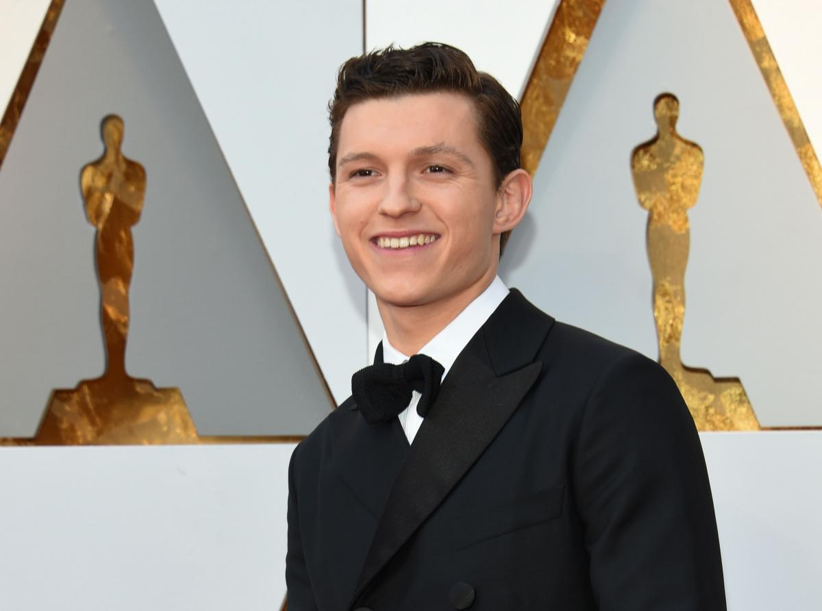 Tom Holland May Be Dating This Mystery Blonde Woman