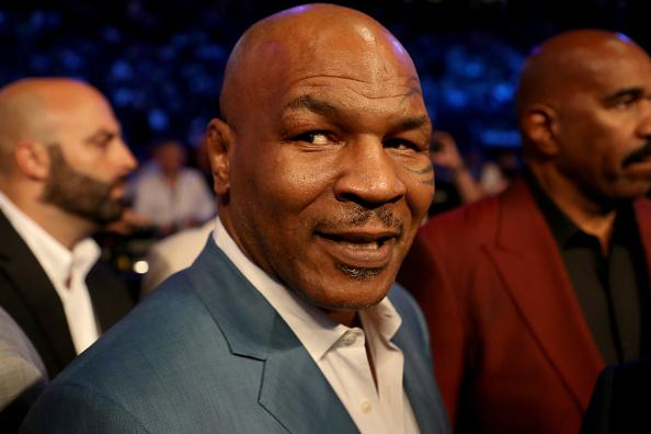 Mike Tyson Claims Smoking $40G-worth Pot Each Month But Skeptics Aren't Buying It