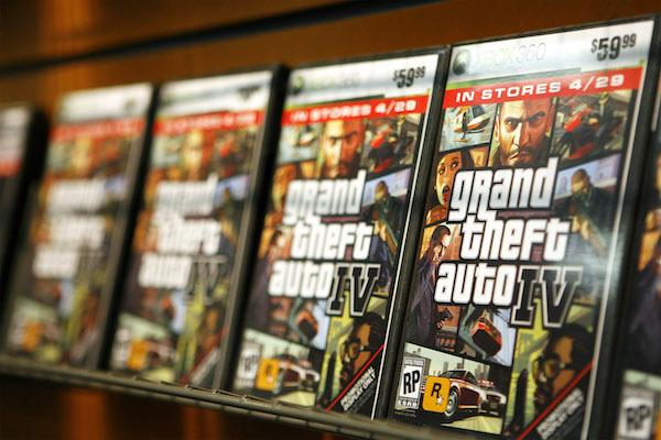 GTA 4' Update: List Of Songs Removed From In-Game Radio