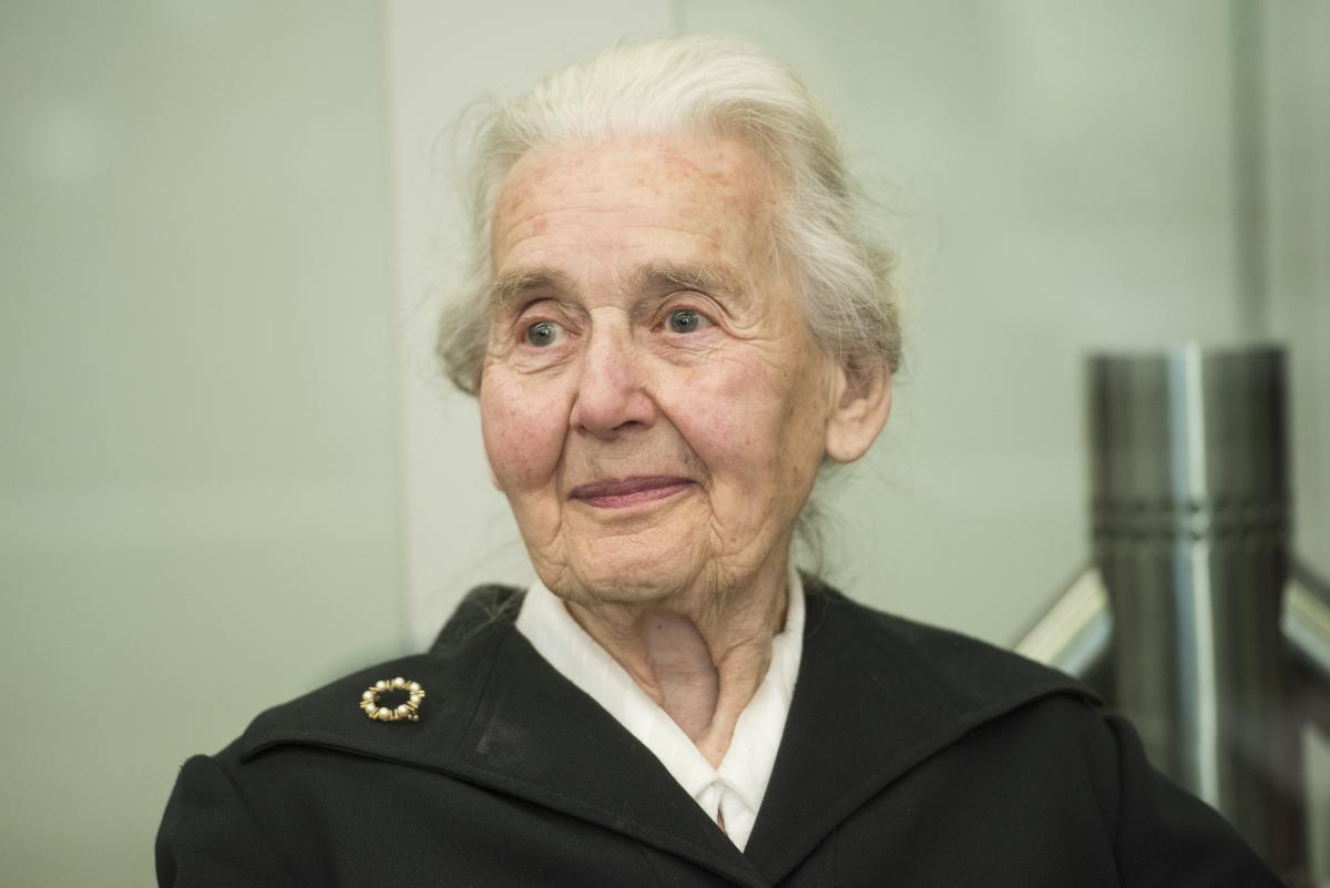 Who Is Nazi Grandma Holocaust Denier Ursula Haverbeck