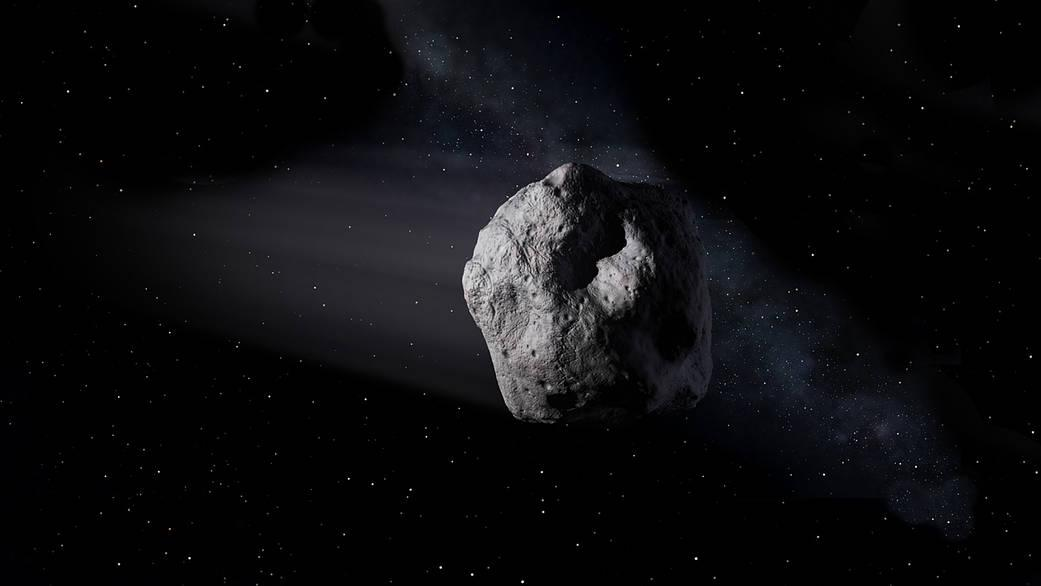 Asteroid Discovered Last Week To Safely Pass Earth This Week - International Business Times