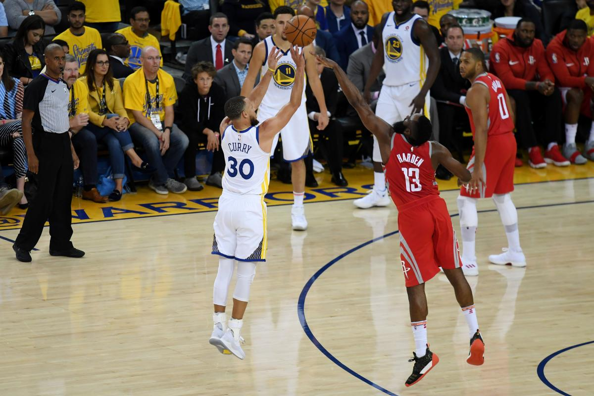 Golden State Warriors vs. Houston Rockets: Game 4 Prediction, Betting Odds For 2018 NBA Playoffs