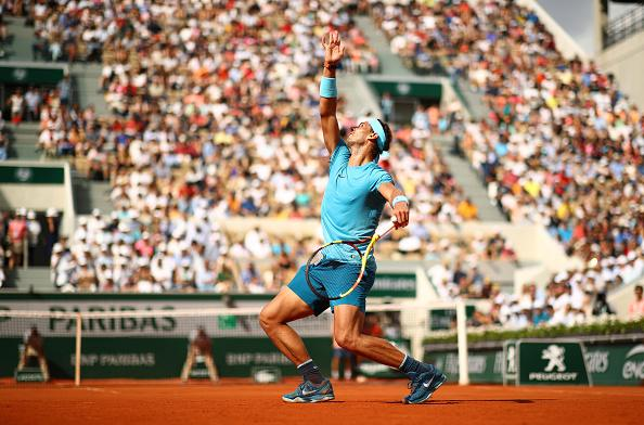French Open: Rafael Nadal's second serve success key to clay dominance?