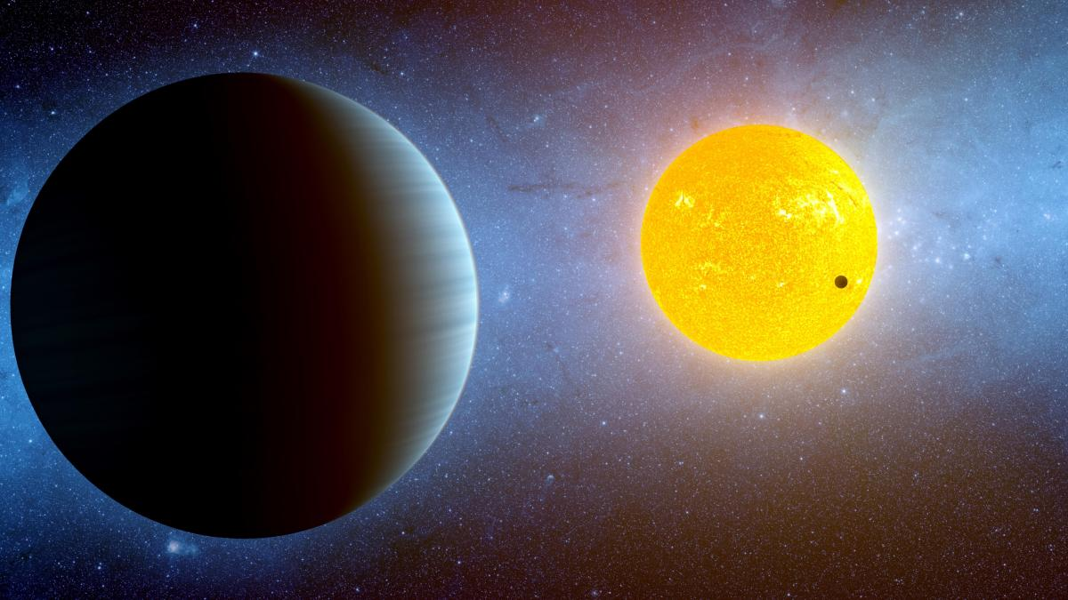 WASP-127b: Exoplanet With Clear Metal-Rich Skies Might Have Traces Of Water