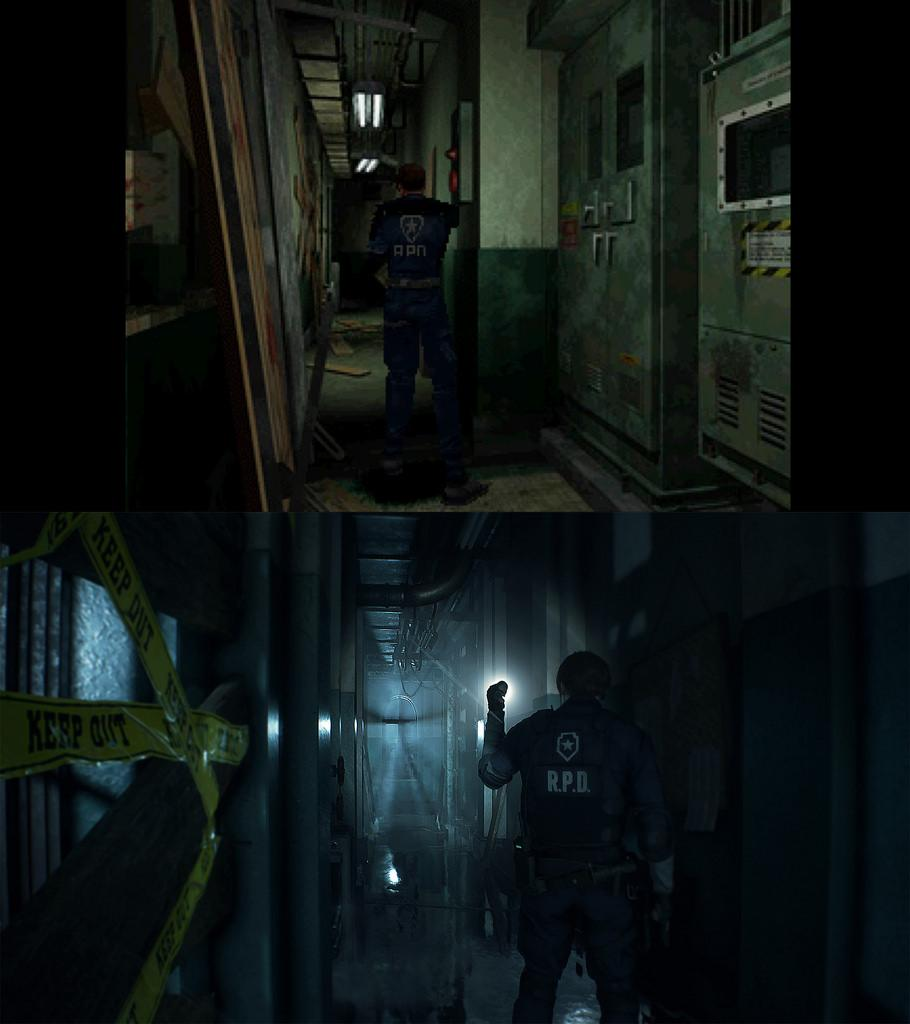 Resident Evil 2 Remake Announcement Trailer Reveals 2019 Release Date
