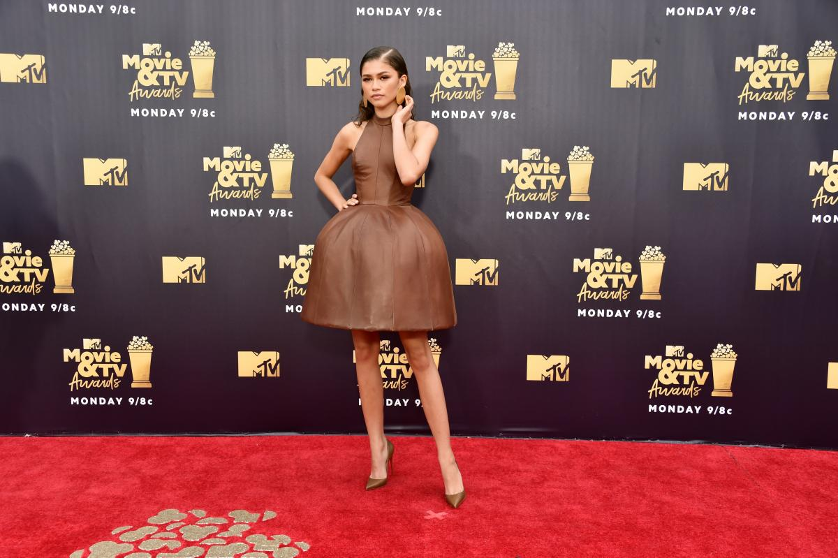 Mtv Movie And Tv Awards 2018 Red Carpet Hottest Celebrity