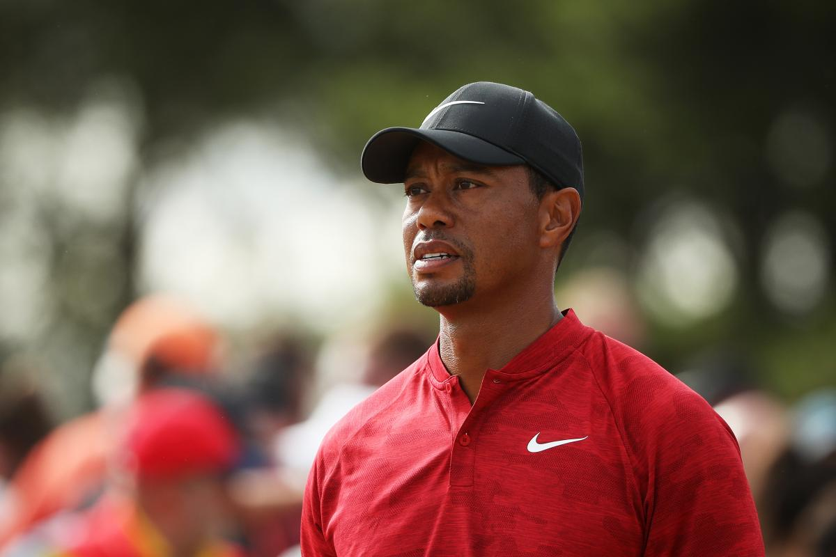 can tiger woods win the 2018 pga championship  golfer