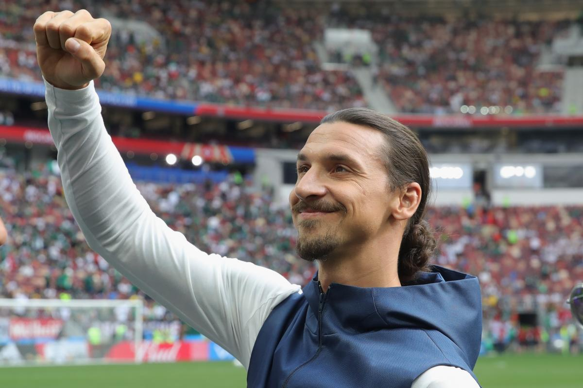 Zlatan Offers LeBron Help, Confident He Can Play