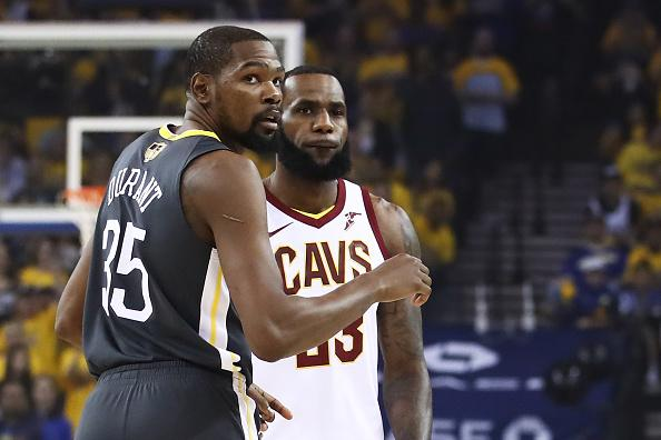 3315e40ceb46 Kevin Durant Rumors  Warriors Star Open To Joining LeBron James At Lakers