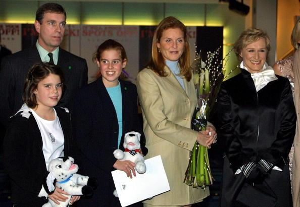 Sarah Ferguson Prince Andrew Share Incredible Love For Daughters