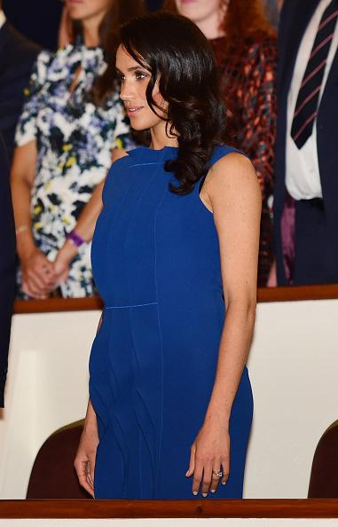 Meghan Markle S Fans Suspect She S Pregnant After Latest