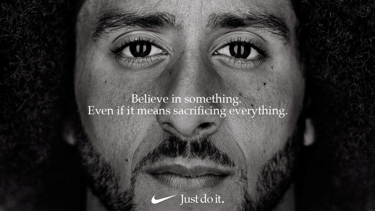 Nike's Colin Kaepernick 'Just Do It' Ad Sparks Numerous ...