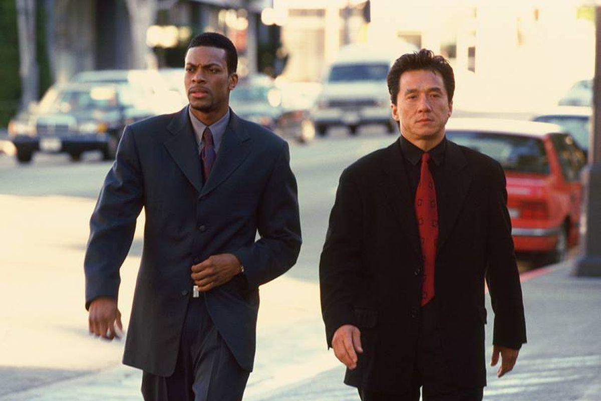 Image result for Rush Hour 4: Jackie Chan and Chris Tucker unite yet again