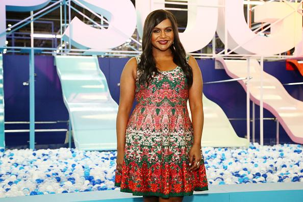 Mindy Kalings Daughter Will Turn 1 Year Old On Dec 15 Pictured Kaling Attends Day Of POPSUGAR Play Ground June 9 2018 In New York City