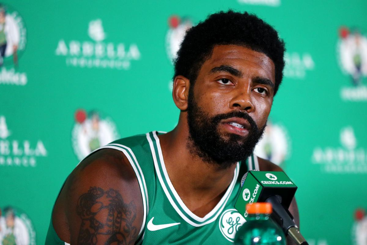 cfd9467d5b4f Kyrie Irving Explains Nike