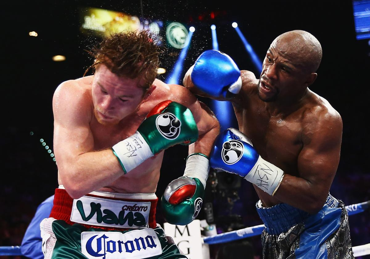 Floyd Mayweather's Team Says No Manny Pacquiao, Canelo Alvarez Fight Happening Soon - International Business Times