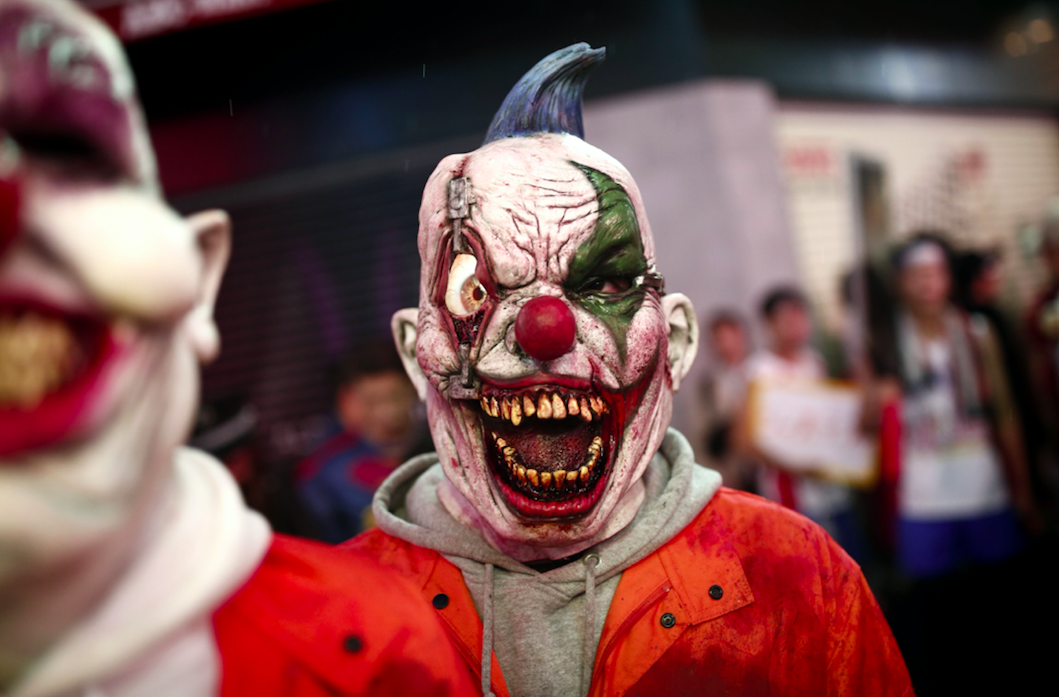 Are Killer Clowns Back Creepy Halloween Threats Likely