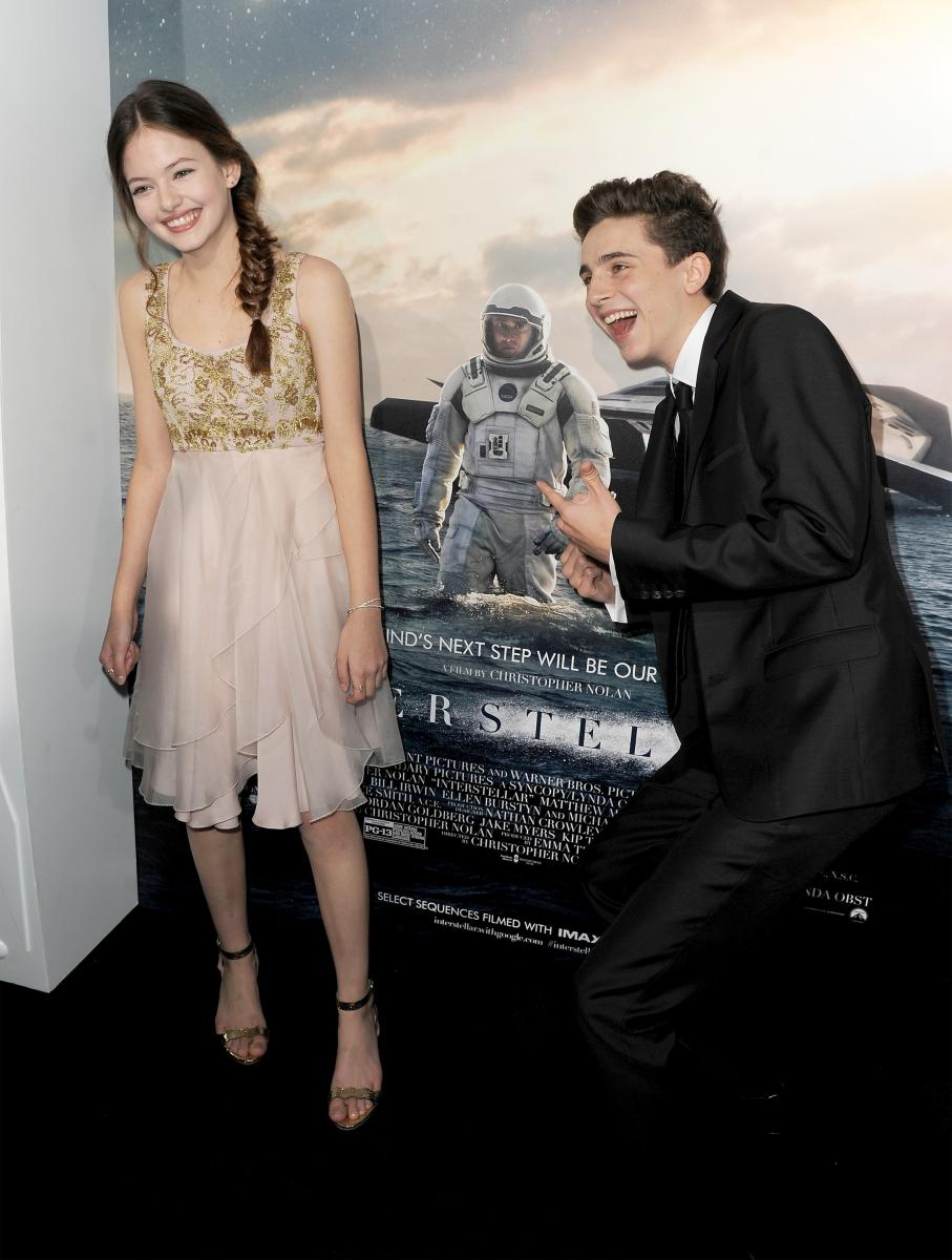 Mackenzie Foy Fun Facts 20 Things To Know About Disney's 'The ...