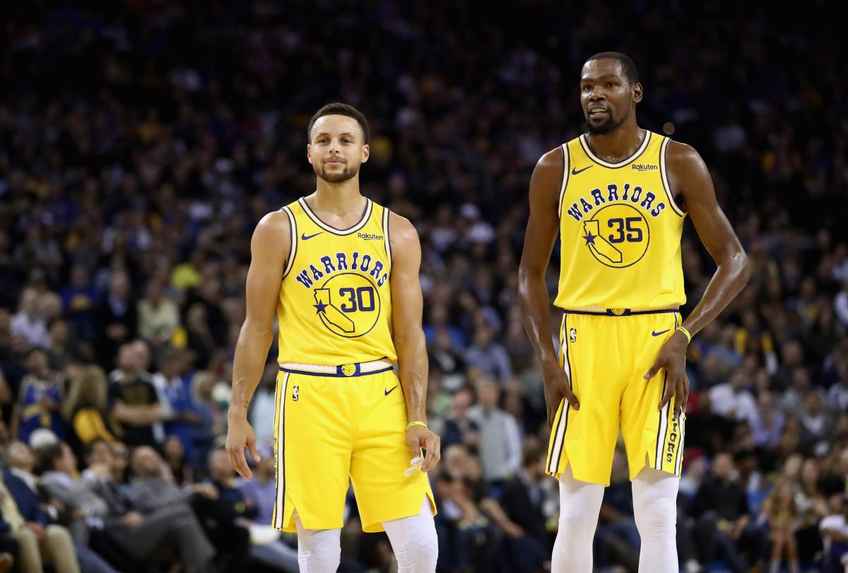 Warriors: Kevin Durant Explains Benefits Of Playing With Stephen Curry
