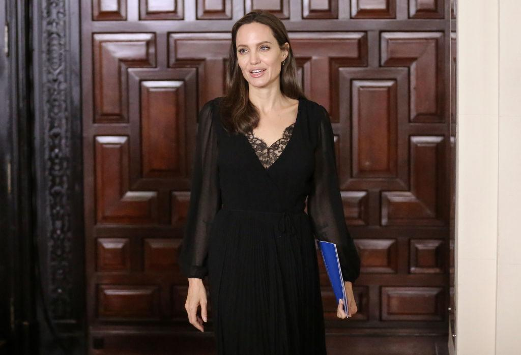 Angelina Jolie News: Is Angelina Jolie Stopping Brad Pitt From Parenting Kids
