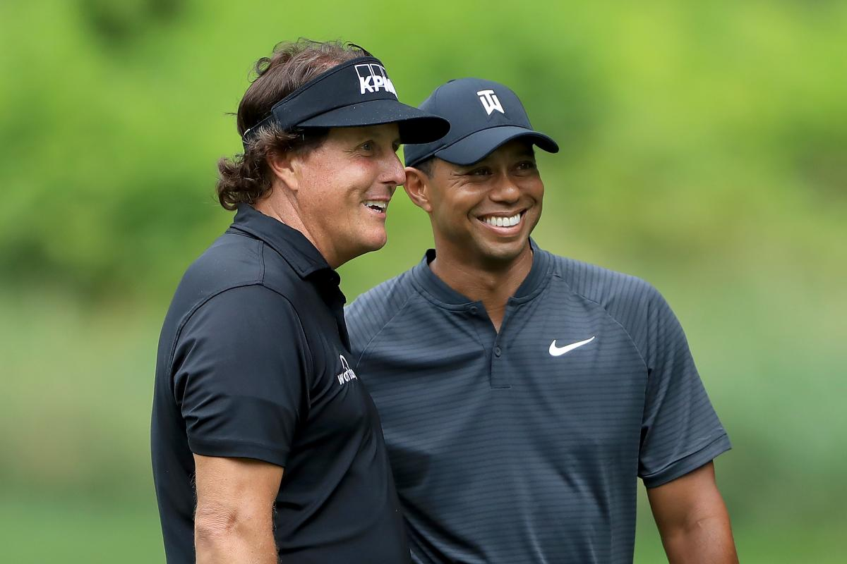 Tiger Woods vs. Phil Mickelson: Early Preview, PPV Details, Start Time For Golf Event