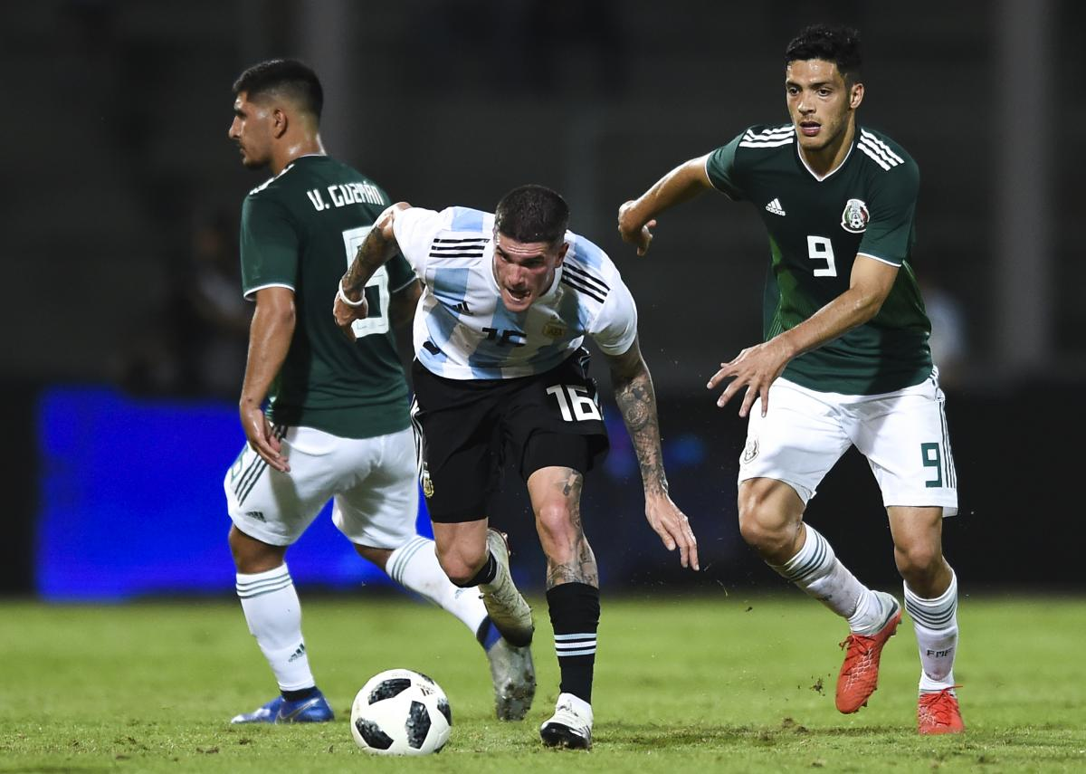 mexico vs argentina - photo #4