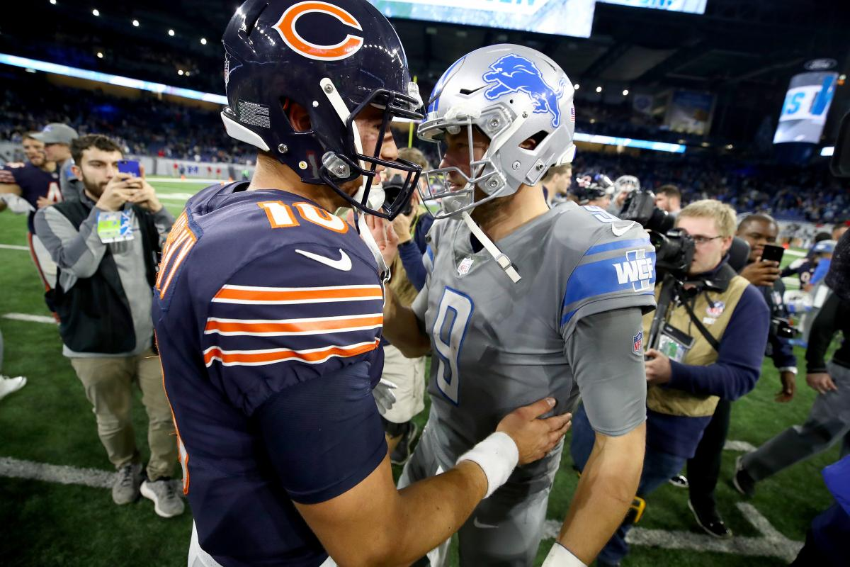 324a62bf Bears vs. Lions 2018 Prediction: Why Detroit Will Upset Chicago On ...