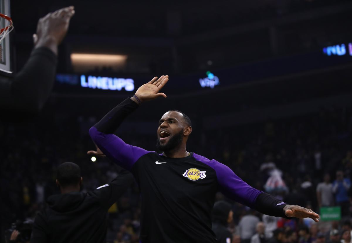 NBA Standings 2018: Lakers, Cavaliers Going In Opposite Directions As LeBron James Returns To ...