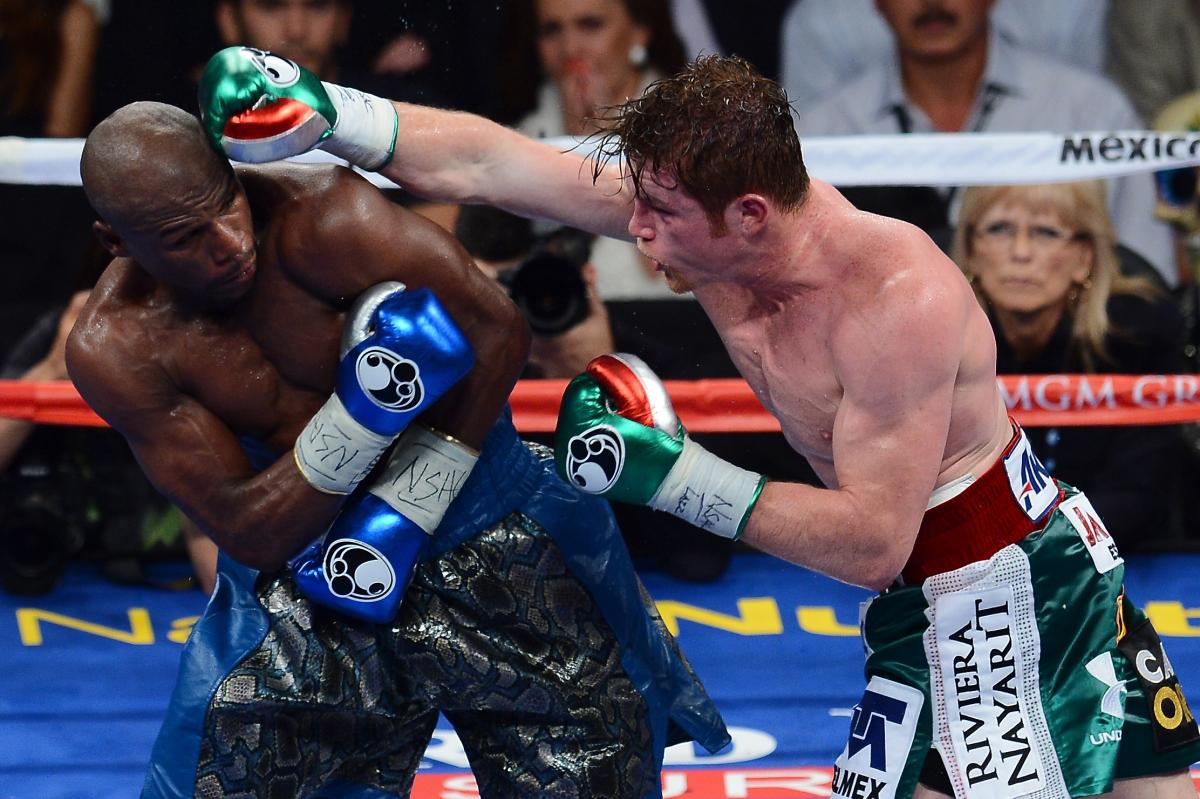 Canelo Alvarez Claims 'Different' Result For Floyd Mayweather Rematch, Vasyl Lomachenko Fight 'Silly' - International Business Times